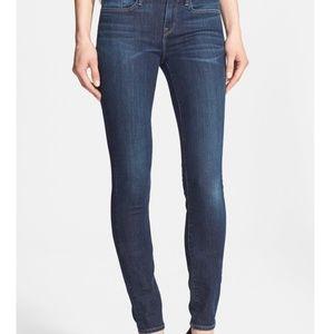 Vince | Blue Riley Denim Leggings Skinny Jeans 28
